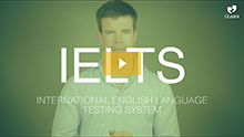 ielts writing speaking listening reading exam preparation practice in dublin at evening