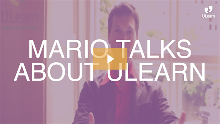 ULearn English School: Mario talks to Steve about his time at ULearn
